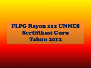 Pengumuman Plpg Tahap 4 Unnes | Download Ebook